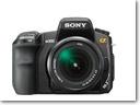 α200 digital SLR camera