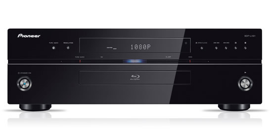 The Reference in Blu-ray Disc players: BDP-LX91