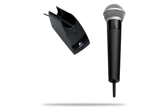 Logitech® Wireless Microphone
