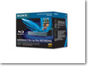 SONY DEBUTS 8X BLU-RAY DISC WRITER DRIVE