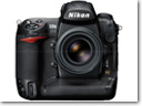 Nikon unveils 24.5MP D3x digital SLR