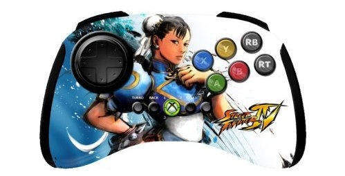 Mad Catz Street Fighter Iv Arcade Sticks Priced Pics And