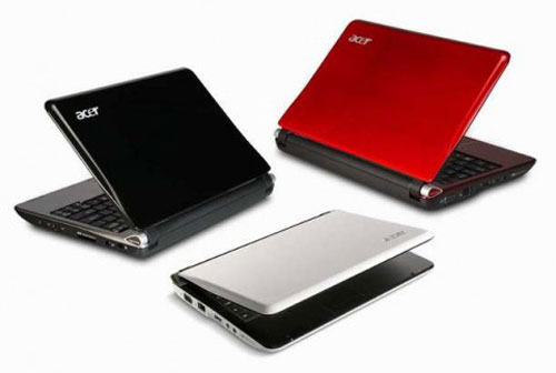 acer aspire one10inch
