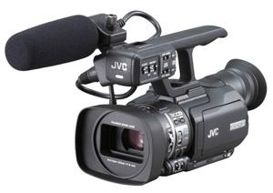 JVC gy hm100
