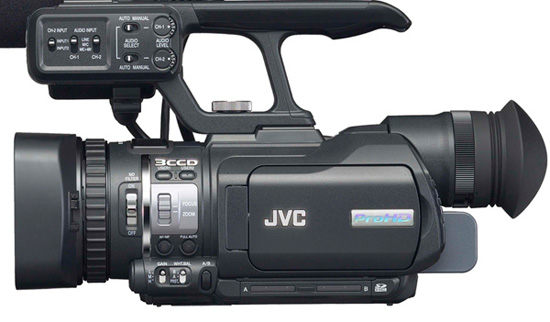 JVC-gy-hm100