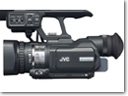 JVC introduces New Final-Cut-Pro 6™-Ready Solid State Camcorder