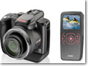 Kodak unveils Z980 Megazoom and Zx1 mini-camcorder
