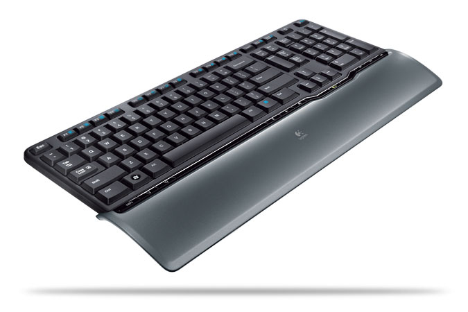 logitech-cordless-desktop-s520 keyboard