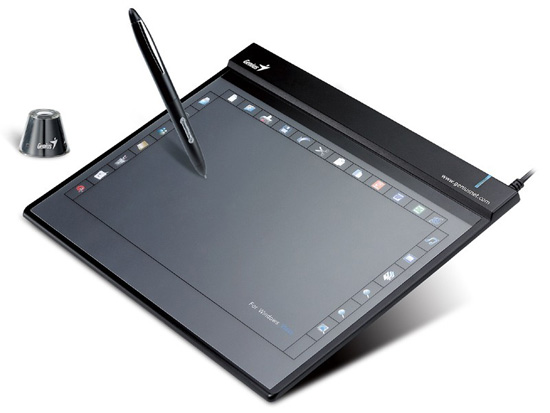 genius g-pen-f509