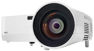nec np500ws lcd projector