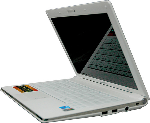 "Samsung NC20 12.1"" Mini-Notebook"
