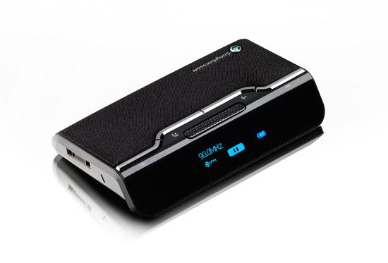 sony ericsson ab900 wireless car speakerphone
