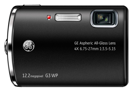 General Imaging g3wp digital camera