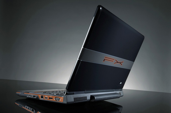Gateway P-7808u FX Notebook