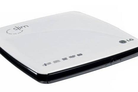 New DVD optical drives from LG