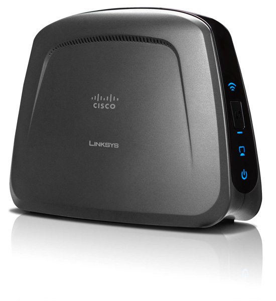 linksys wet610n