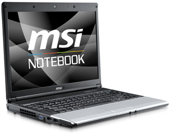 MSI VR430 Notebook