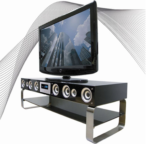 Onei Solutions 6.1 Home Theatre System/Stand