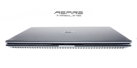 acer ttimeline series Acer New Aspire Timeline Series notebooks