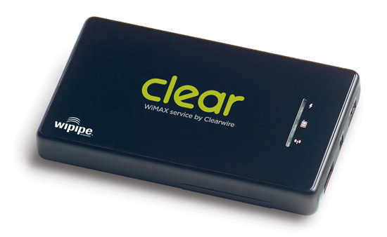 CLEAR- Spot Personal Hotspott