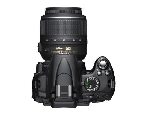 Nikon-D5000 top