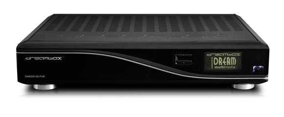 Dreambox dm8000