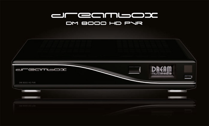 dreambox-dm8000