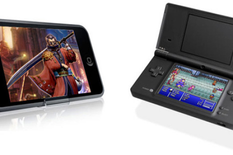 DSi vs. iPhone Grudge Match by IGN