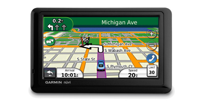 Garmin announced nüvi® 1490T – ultra-thin navigator with 5-inch touchscreen