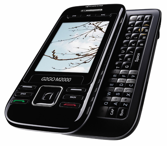Kyocera's G2GO M2000