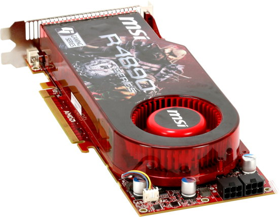 MSI R4890 T2D1G