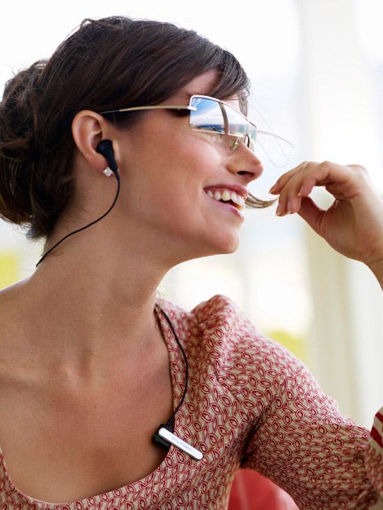 Handsfree Bluetooth Sony Ericsson. Sony Ericsson Handsfree VH300