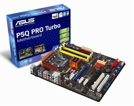 ASUS P5Q PRO Turbo Motherboard