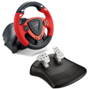 Genius Extends Line of Racing Wheels with TwinWheel FF