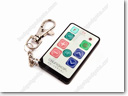 Useful keychain – Universal TV Remote