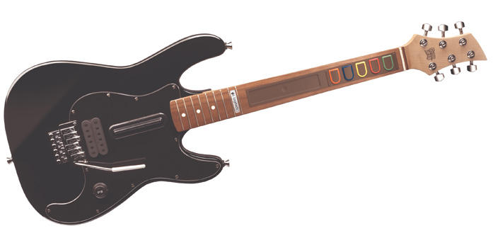 Logitech Wireless Guitar Controller for PLAYSTATION 3