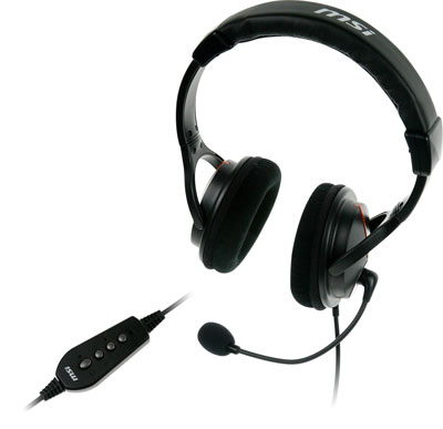 MSI SyrenPhoneGaming USB Digital Headphone