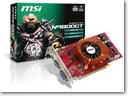 MSI unveils two new energy saving graphics cards – N9800GT-MD1G and N9800GT-MD512