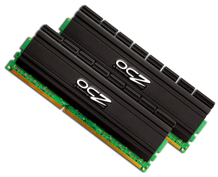 OCZ PC2-8500 Low-Voltage Blade Series