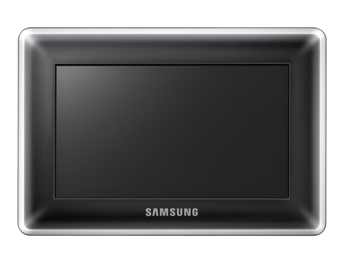 Samsung's SPF-87H Photo Frame