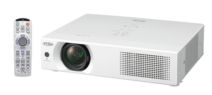Sanyo PLC-WXU700 projector