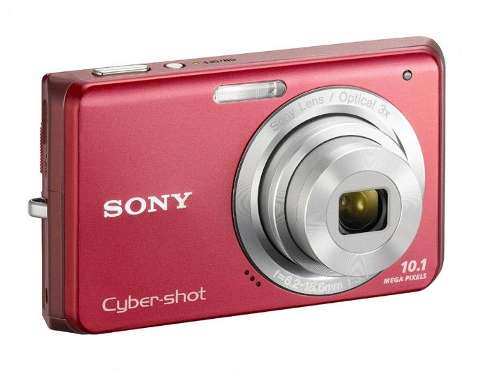 Sony Cyber Shot W180