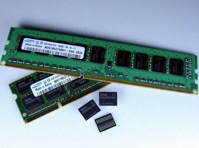 Samsung 50nm 32GBDDR3