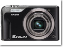 Casio releases compact Exilim EX-H10 with ultra-wide, 10x optical zoom