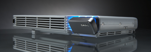 Casio Super Slim Projector