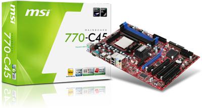MSI C770-C45