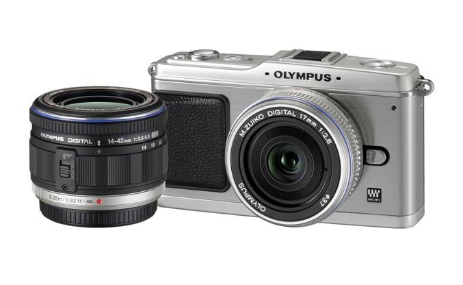Olympus E P1