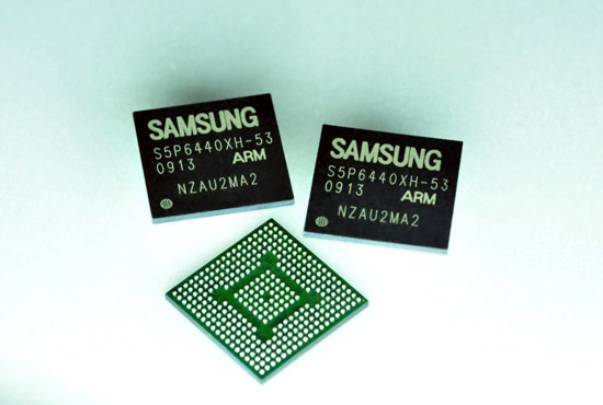 Samsung s5pm01