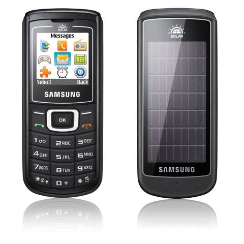 Samsung-E1107 Crest Solar