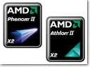 AMD Introduces two new dual-core desktop processors -Athlon II X2 250 and Phenom II X2 550 Black Edition